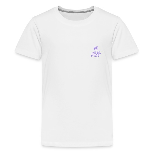 ou shit - Kids' Premium T-Shirt