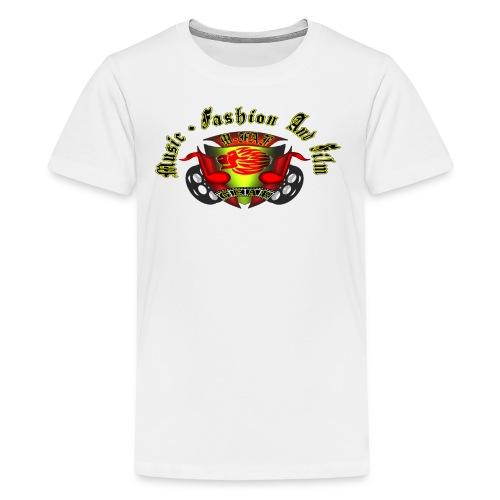 QUEST4LIFE'S M-FAF APPAREL - Kids' Premium T-Shirt