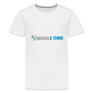 Michael & Tengis - Kids' Premium T-Shirt