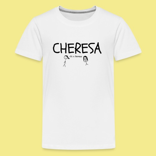cheresa hoodies and shirts - Kids' Premium T-Shirt