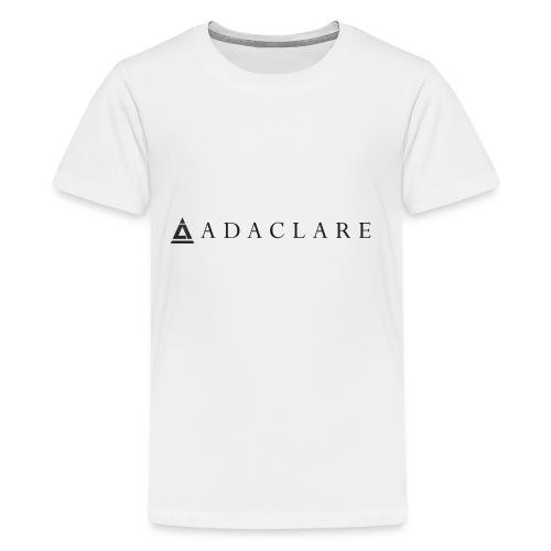 New Adaclare Logo - Kids' Premium T-Shirt