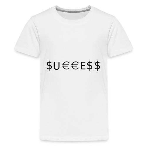 Money is Success. Success is Money - Kids' Premium T-Shirt