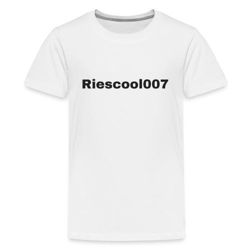 Riescool007 Merch - Kids' Premium T-Shirt