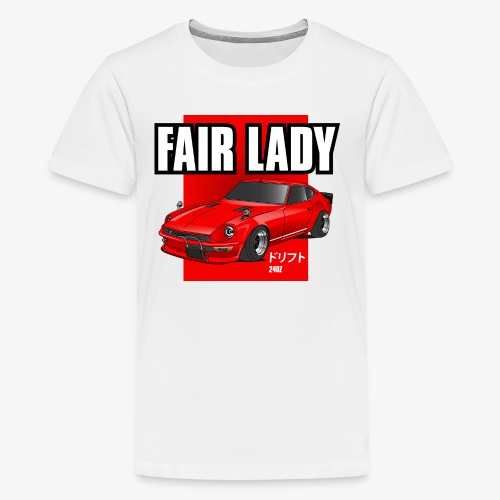 240z fair lady - Kids' Premium T-Shirt
