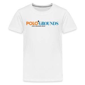 Polo Grounds Music - Kids' Premium T-Shirt