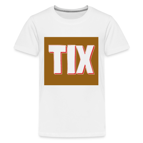 TIX Kid's T Shirt - Kids' Premium T-Shirt