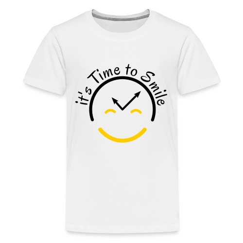 It s Time to Smile - Kids' Premium T-Shirt