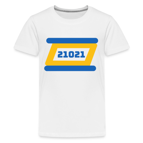 21021 Golden State - Kids' Premium T-Shirt