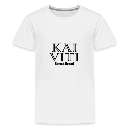 Kai Viti Born Bread - Kids' Premium T-Shirt