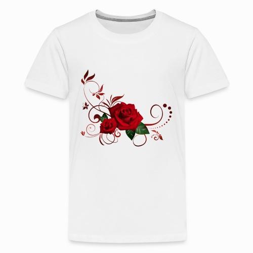 white stellato hoodie - Kids' Premium T-Shirt