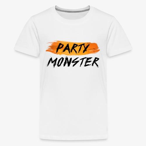 Party Monster Simple - Kids' Premium T-Shirt