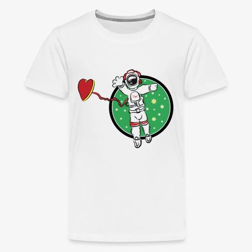 SMR spaceman tshirt - Kids' Premium T-Shirt