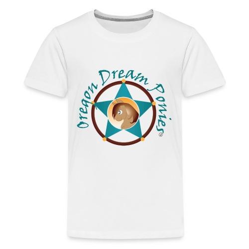 Oregon Dream Ponies - Kids' Premium T-Shirt