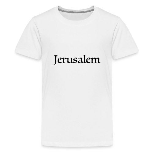Jerusalem - Kids' Premium T-Shirt