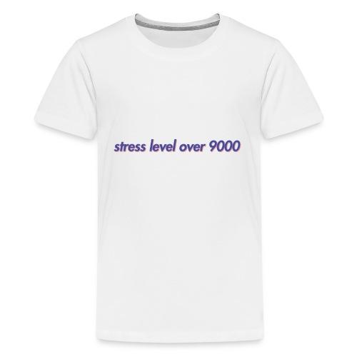 its over 9000 - Kids' Premium T-Shirt