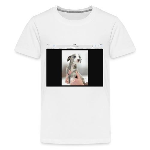 Whippet - Kids' Premium T-Shirt