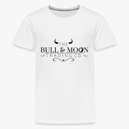 Bull & Moon Official T-Shirt - Kids' Premium T-Shirt
