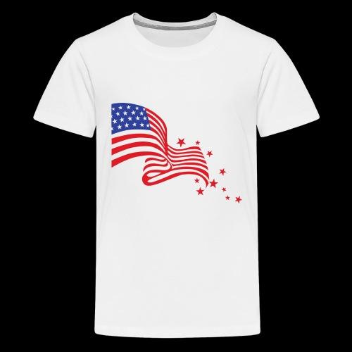 fourth of JULY - Kids' Premium T-Shirt
