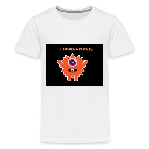 ThatDudeIndy Logo - Kids' Premium T-Shirt