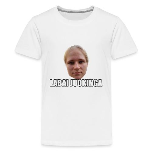 Labai juokinga - Kids' Premium T-Shirt