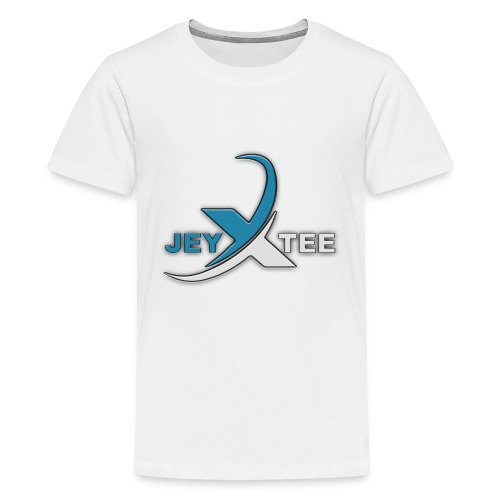 JeyXTee LOGO - Kids' Premium T-Shirt