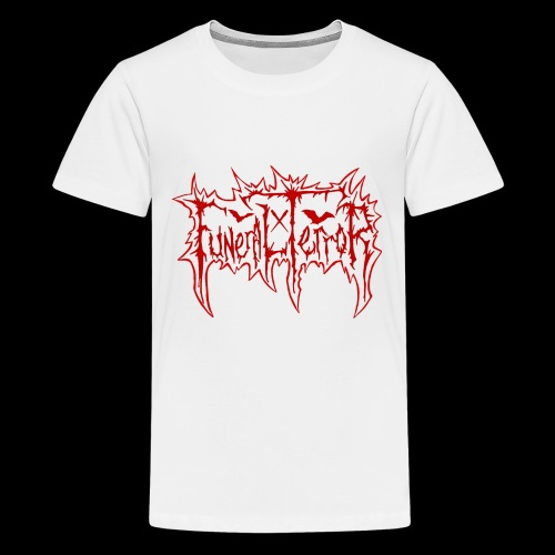 Funeral Terror - Official Merchandise - Kids' Premium T-Shirt