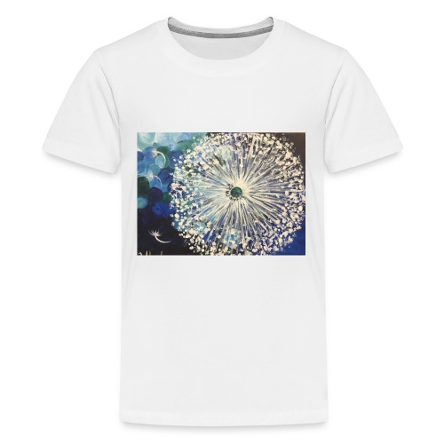 Dandelion Flower - Kids' Premium T-Shirt