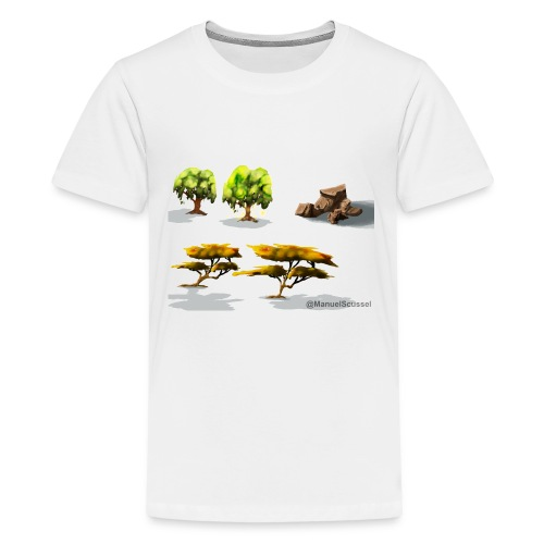 Naturelle - Kids' Premium T-Shirt