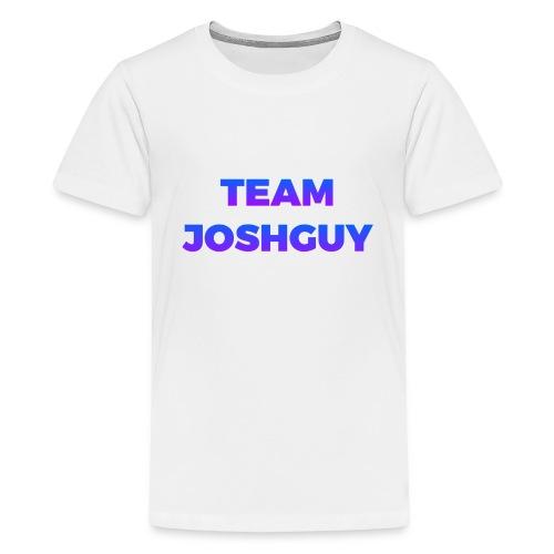 Team JoshGuy - Kids' Premium T-Shirt