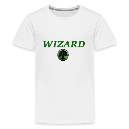 Forest Wizard - Kids' Premium T-Shirt