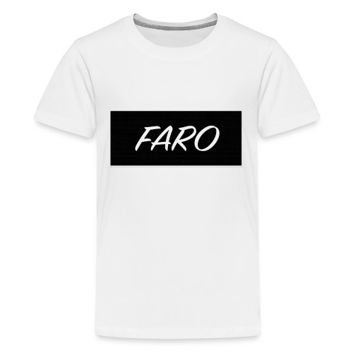 FARO_Logo - Kids' Premium T-Shirt