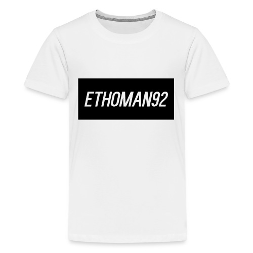 Ethoman92 Shirt Design - Kids' Premium T-Shirt