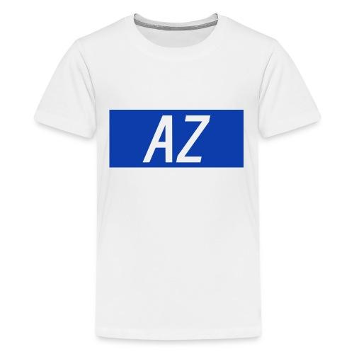 Azshirtlogo - Kids' Premium T-Shirt