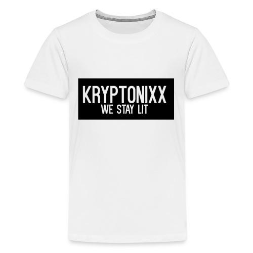 KryptLogoPng - Kids' Premium T-Shirt