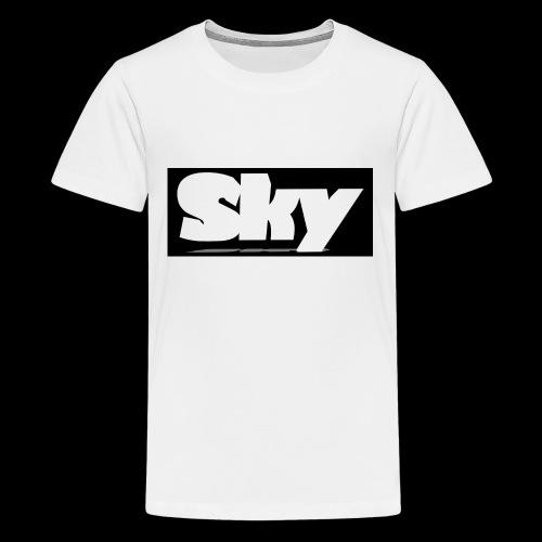 Sky's Official Shirt - Kids' Premium T-Shirt