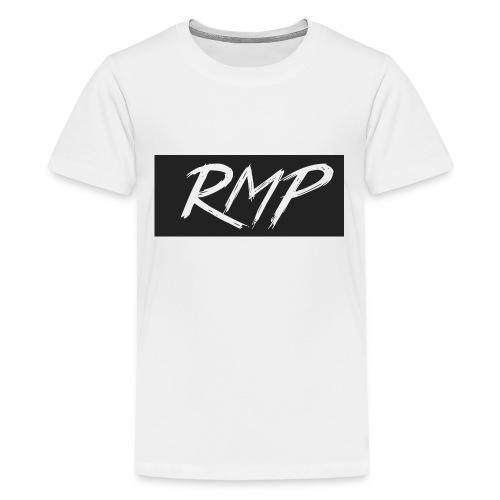 New Gray Logo RMP - Kids' Premium T-Shirt