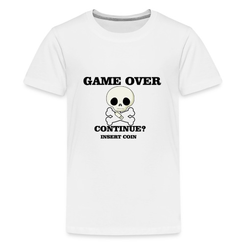 game over - Kids' Premium T-Shirt