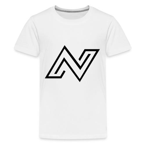 N Logo - Kids' Premium T-Shirt