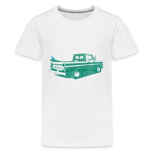 Vintage Surf Truck2 - Kids' Premium T-Shirt