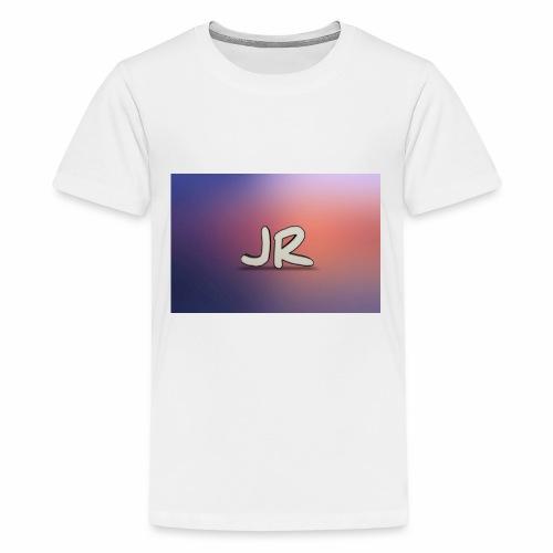 JR shirt - Kids' Premium T-Shirt