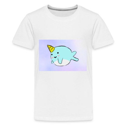 The Preston Show Narwhal - Kids' Premium T-Shirt