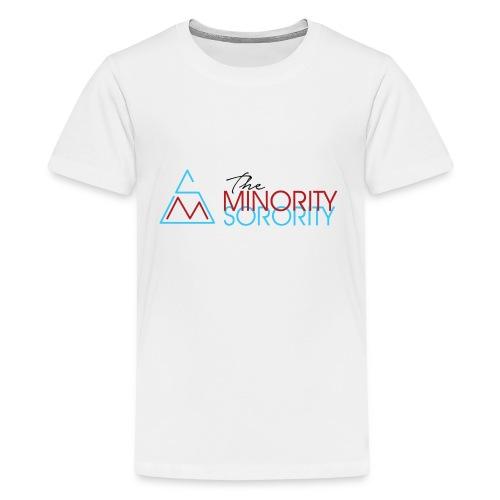 The Minority Sorority Logo - Kids' Premium T-Shirt