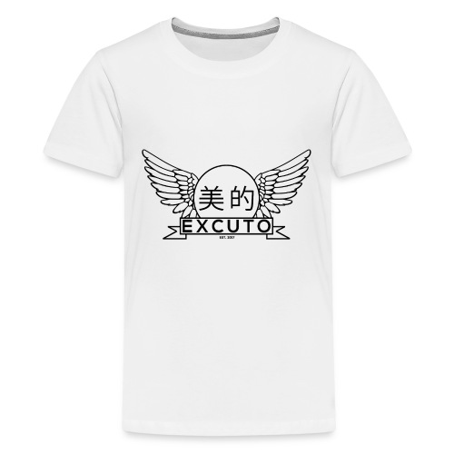 Excuto Apparel - Kids' Premium T-Shirt