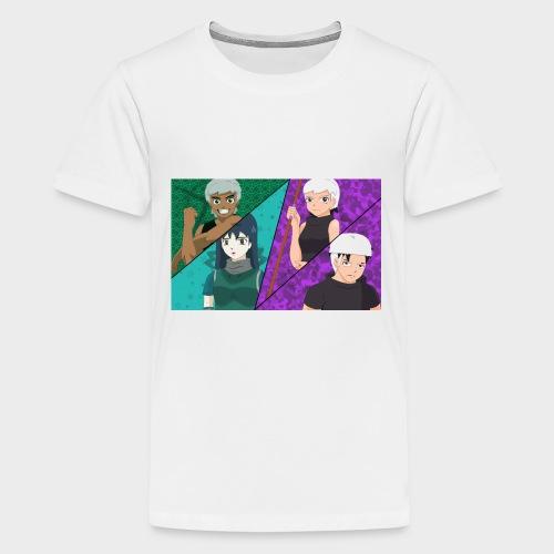 moha_team - Kids' Premium T-Shirt