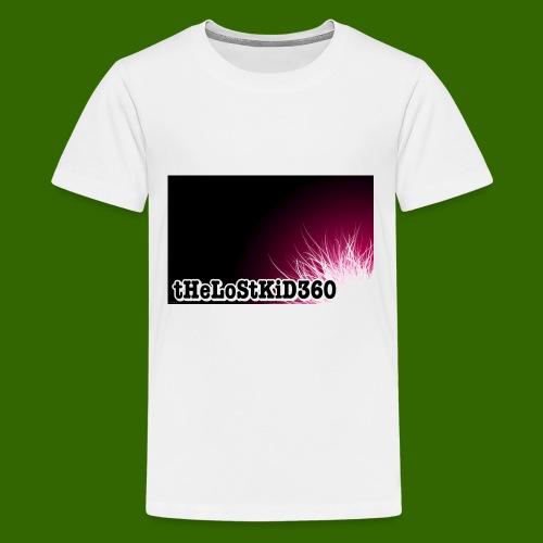 tHeLoStKiD360 - Kids' Premium T-Shirt