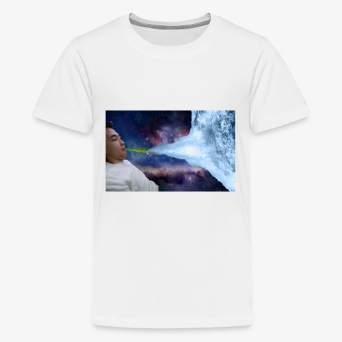 Aishan Poglotitel Galactic - Kids' Premium T-Shirt