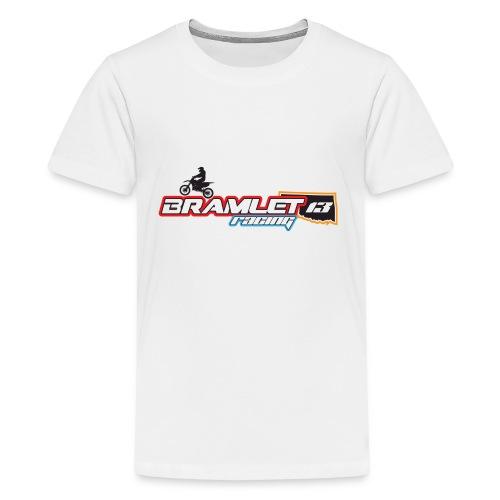 Bramlet Racing - Kids' Premium T-Shirt