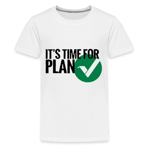 Time for Plan V(ertcoin) - Kids' Premium T-Shirt