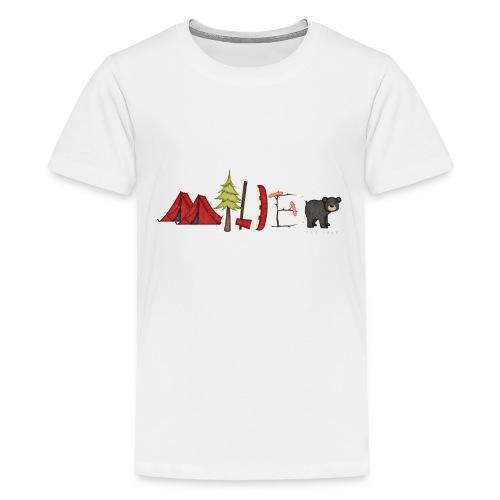 milder family reunion - Kids' Premium T-Shirt