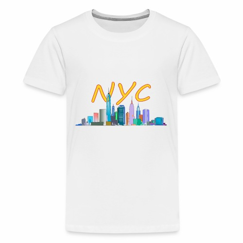 New york my love - Kids' Premium T-Shirt